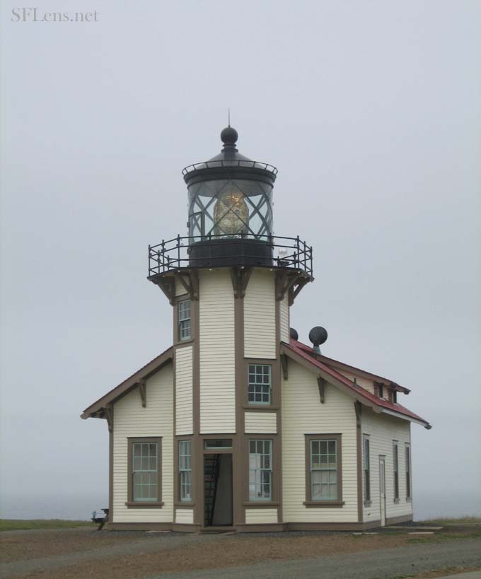 Fort Bragg – Point Cabrillo Lighthouse