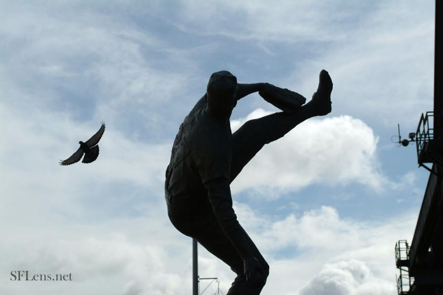 Juan Marichal Statue