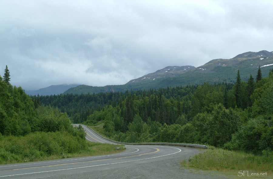 Highway 3, Alaska