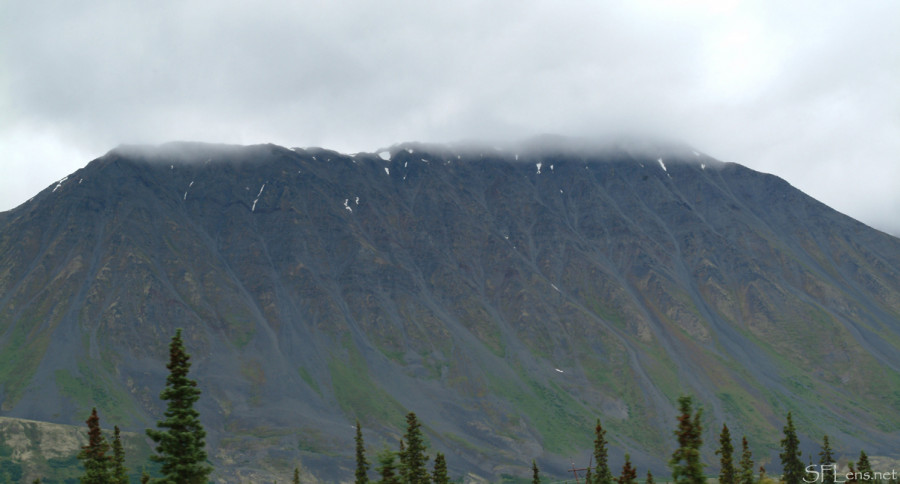 Highway 3 Mountains, Alaska