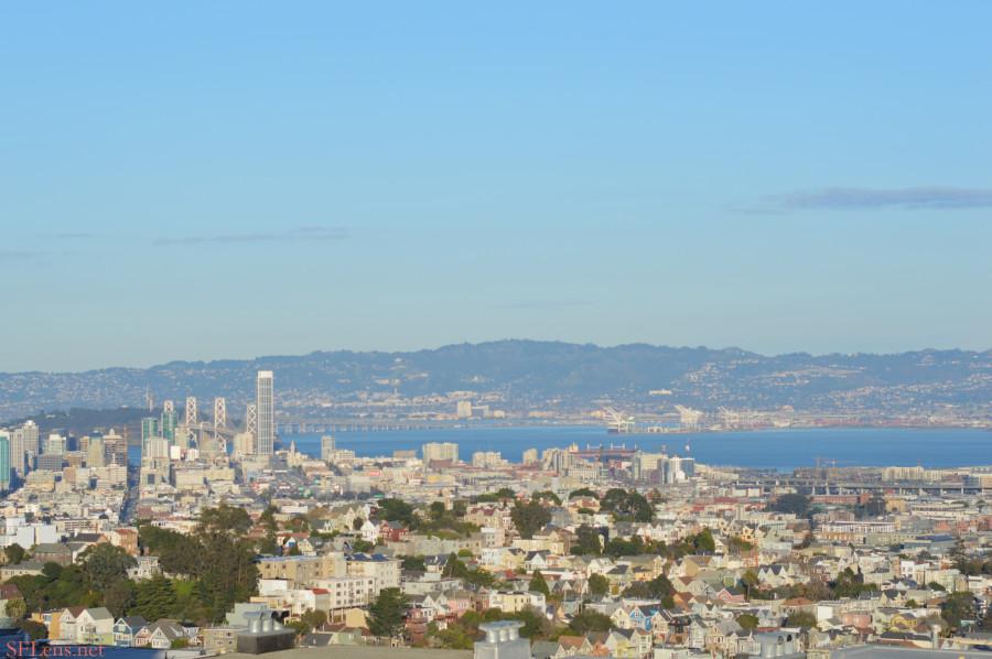 San Francisco to Oakland