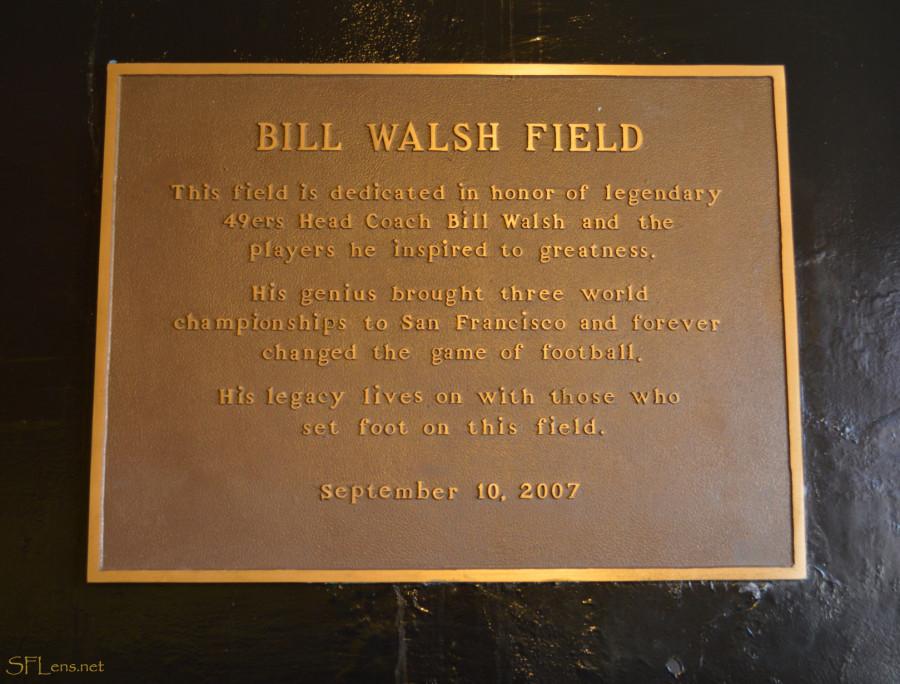 Candlestick – Bill Walsh Field